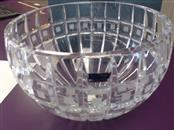 "MARQUIS BY WATERFORD CRYSTAL QUADRATA 10"" BOWL"